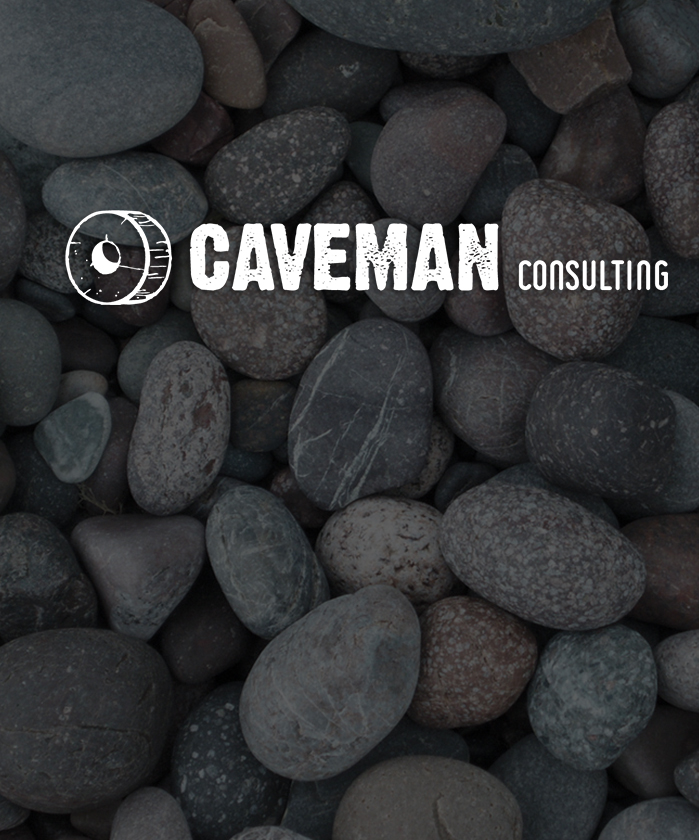 Caveman consulting by Urban Block Media in Ottawa