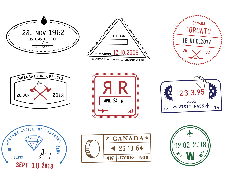 Stamps by Urban Block Media in Ottawa