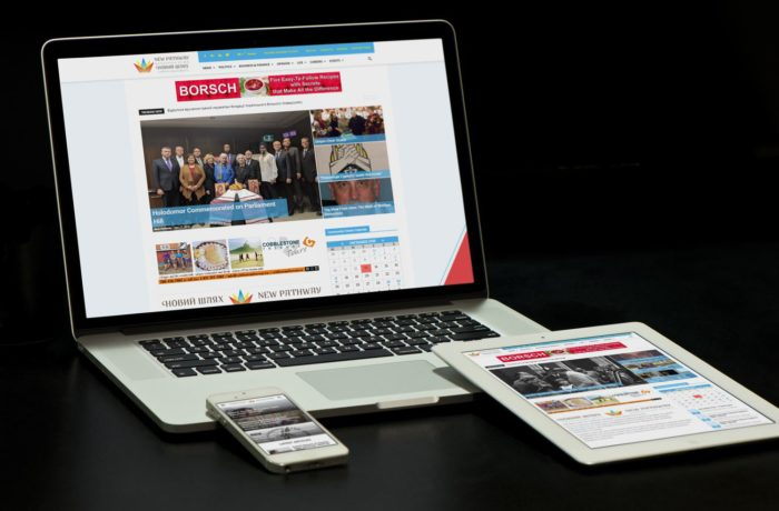 NewPathway website on different devices by Urban Block Media in Ottawa